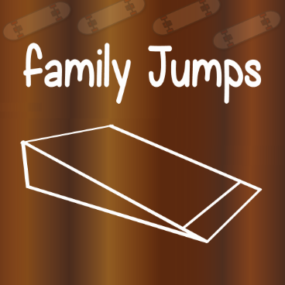 family jumps small