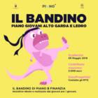 Aperto il Bandino 2019 di PianoB!