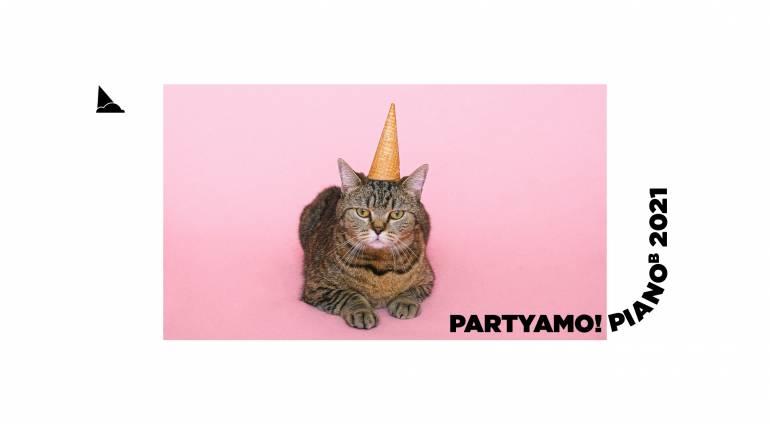 Partyamo! PianoB 2021